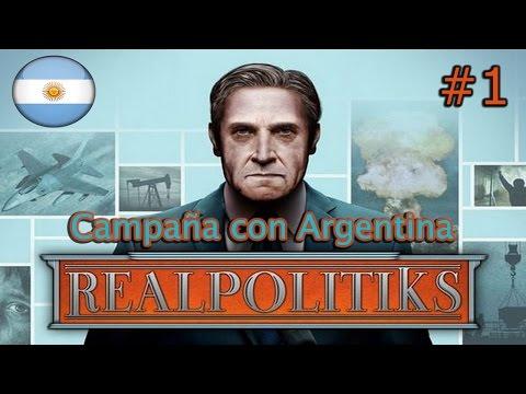 Realpolitiks Argentina #1 - Presidente Matías