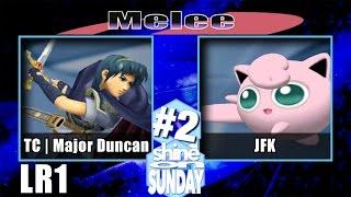 Shine on Sunday #2 - TC | Major Duncan vs JFK - LR1