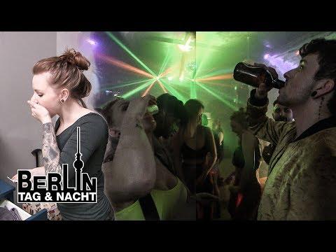Beginn einer Drogensucht??? 💊😱 #1937   Berlin - Tag & Nacht