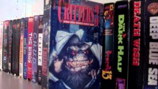 Horror VHS Collection: Part 1 (2015)