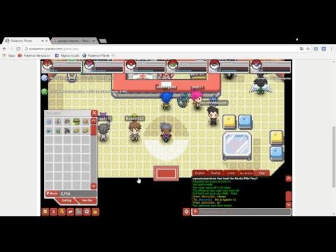 Pokemon Planet- Rumo a vermilion surge gym (kanto) 03 Episodio