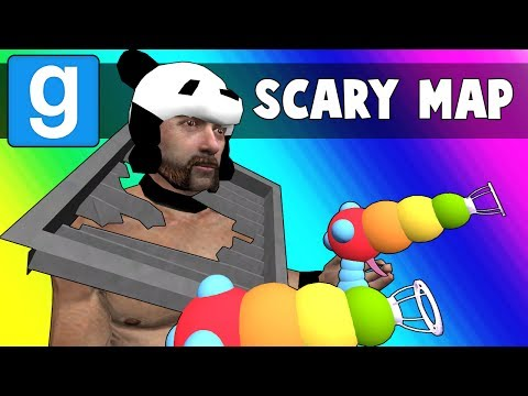 Thumbnail: Gmod Scary Map (Not Really) - The Vent Map