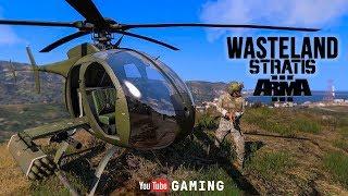 LIVE - Arma 3 Wasteland Stratis - Fractured Gaming