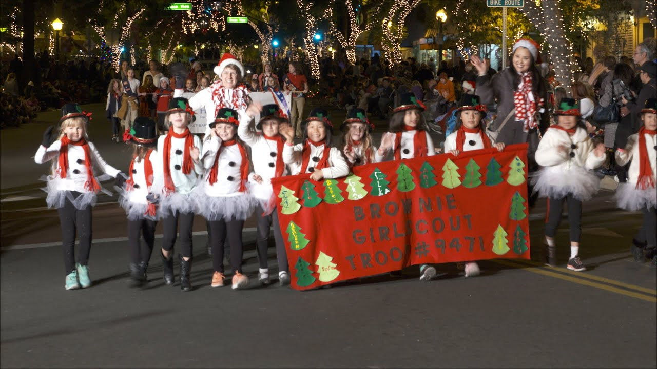 39th Montrose-Glendale Christmas Parade - 2015 - YouTube