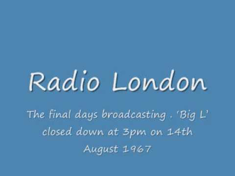 Radio London Closedown 1967