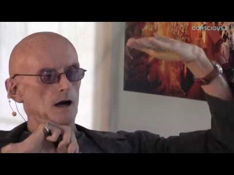 "Ken Wilber - ""Consciousness is not just a flat item"""
