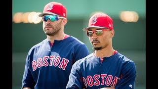 Mookie Betts and J.D. Martinez || Dominant Duo