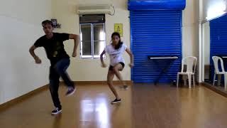 "Sandcastles Teri Khair Mangdi (Vidya Vox Mashup)ft.Devender Pal Singh  ""Dance Cover"" by Ishan Mehta"