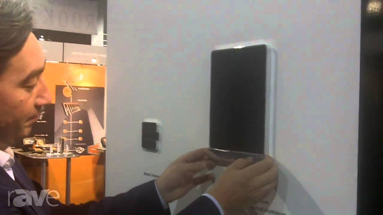 cedia 2013 basalte shows off its eve frame for ipad youtube. Black Bedroom Furniture Sets. Home Design Ideas