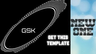 NEW CIRCLE 3D TEMPLATE I AVEE PLAYER TEMPLATES I GSK