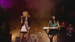 the veronicas untouched live freshly squeezed 26 05 09