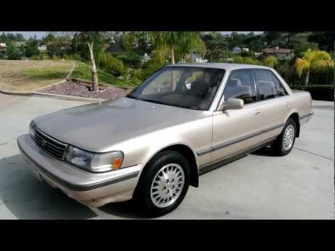 1991 Toyota Cressida Straight 6 DOHC Mark 2 Chaser Cresta X80 MX83