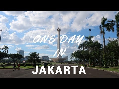 UN JOUR A JAKARTA |ONE DAY IN JAKARTA
