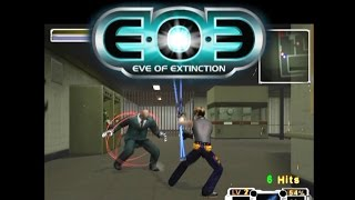 EOE: Eve of Extinction ... (PS2)