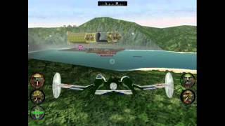 Knight In-Games: Crimson Skies - Pt2 - Flight of the Brass Monkey!