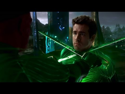 Hal Jordan vs