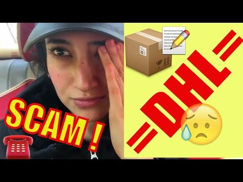 DHL SCAM EXPOSED SHIPPING GOODS FROM CHINA TO USA DURING CHRISTMAS TIME SHENZHEN CHINA MARCARIB