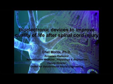 UWEE Research Colloquium: February 23, 2016 - Chet Moritz, University of Washington