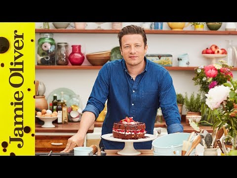 Chocolate Cake | Jamie Oliver - AD