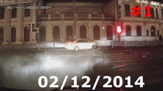 Аварии на видеорегистратор 2015 декабрь