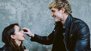 Logan Paul GUSHES Over GF Chloe Bennet & Thanks Her For Her Support