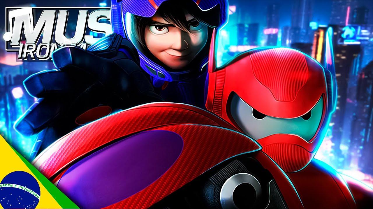 Download Rap do Baymax e Hiro (Big Hero 6) - SEMPRE ESTAREI COM VOCÊ   IRON MASTER