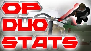 OP DUO STATS | Kin To Radio Tower (Ep.6) ROBLOX