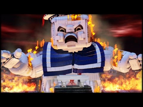 LEGO Dimensions - Ghostbusters Level Pack - Part 2/2