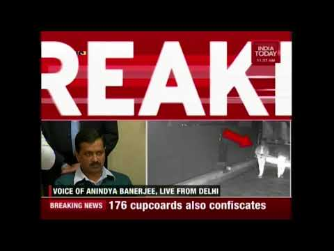 AAP Slapgate: Cops To Review CCTV Cams At Delhi CM's Residence