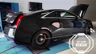 LSA Cadillac CTS-V - 630 HP Package - Lingenfelter