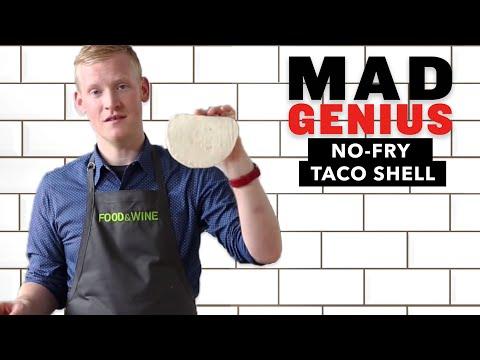 how-to-make-no-fry-taco-shells-|-food-&-wine