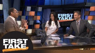Stephen A. and Max debate: Should there be an NBA team in Las Vegas? | First Take | ESPN