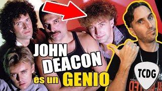 JOHN DEACON: el enigmático genio oculto de QUEEN