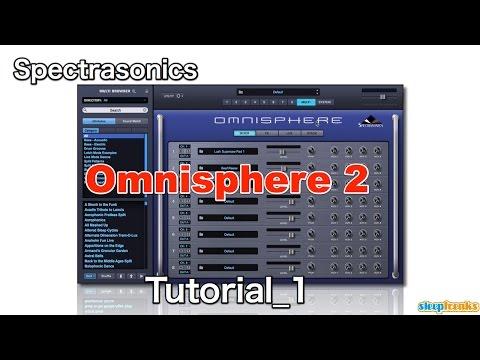 Omnisphere 2の使い方① Patch Browser(Sleepfreaks DTMスクール)