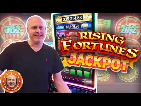 ?RAJA'S DOUBLE RISING FORTUNE$! ?2 BIG Wins at $52 a SPIN! ? - 동영상