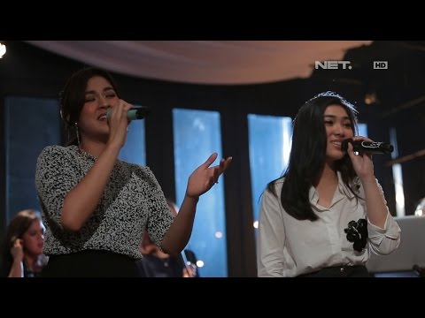 Raisa X Isyana - Anganku Anganmu Live at  Everywhere