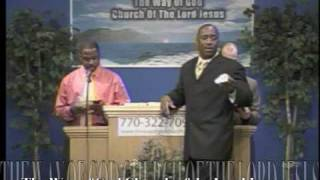 Pastor Tony Smith - Are All Babies Saved? (1 of 2)