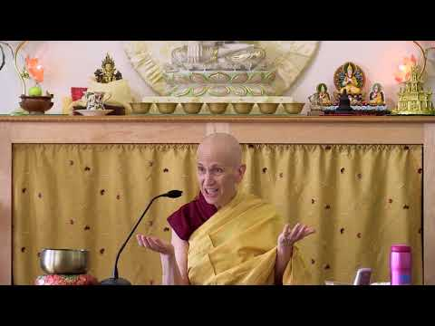 20 Engaging in the Bodhisattva's Deeds: Disadvantages of Discarding Bodhicitta 10-08-20