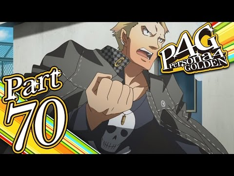 Persona 4 Golden - Part 70 - Just Do It