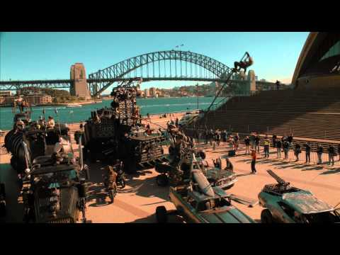 Mad Max: Fury Road at the Sydney Opera House
