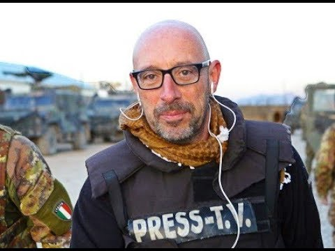 Italian reporter Gian Micalessin talks about Syrian War
