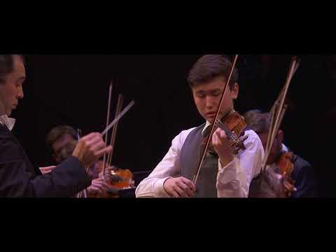 Entretien avec Daniel Lozakovich & concert