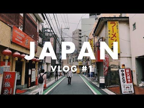 Meeting missionaries in Japan! // Japan Vlog #1