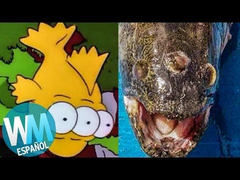 Top 10 PREDICCIONES de Los Simpson Que Se Hicieron REALIDAD!