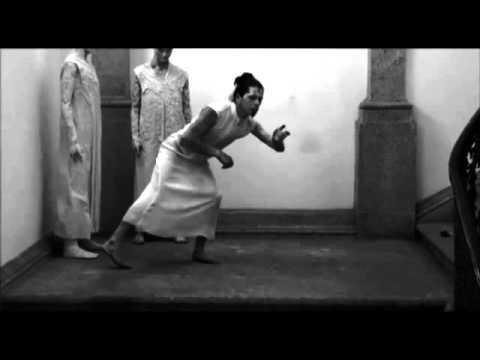 """Sven Wu Wei - Butoh Performance """"Bardo"""""""