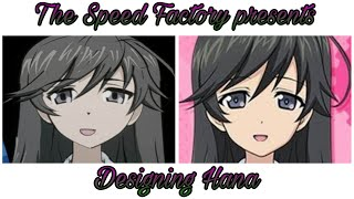 The Speed Factory presents: Designing Hana (NFS Payback)