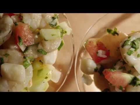 Video Catfish ceviche recipe