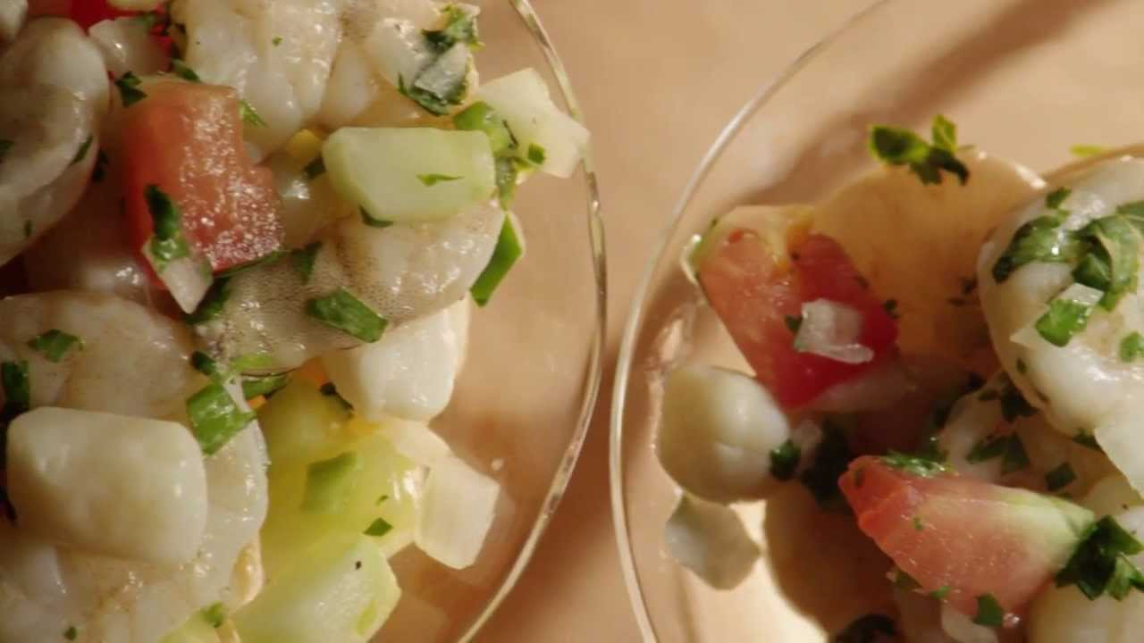 How to Make Ceviche | Seafood Recipe | Allrecipes.com