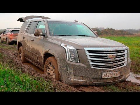 Cadillac Escalade Platinum - внедорожник с V8 6.2L за 6.000.000 рублей!