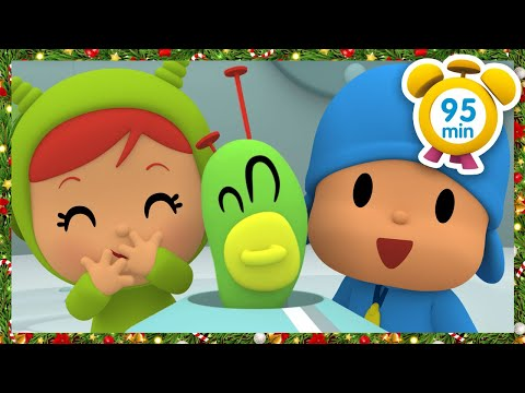 👾🎅POCOYO in ENGLISH